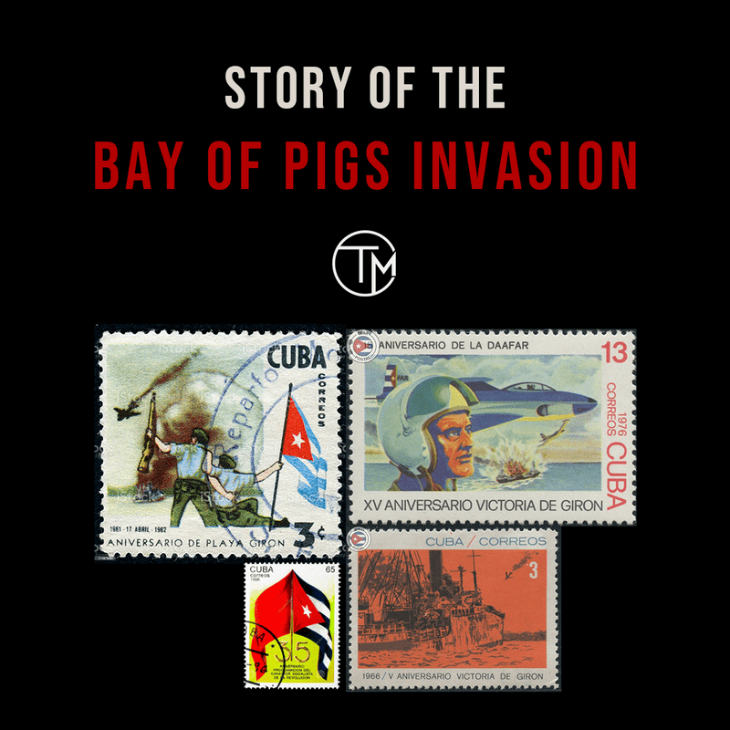 Yankee Imperialism in the 20th Century: The Bay of Pigs Invasion